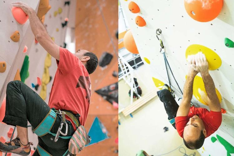 Personal Climbing Training